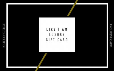 JOLIE LUXURY GIFT CARD